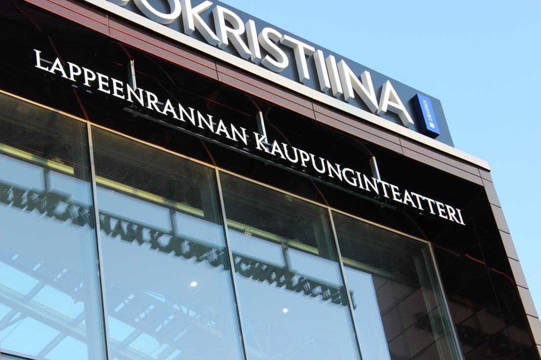 Onko Lappeenrannalla tulevaisuus teatterikaupunkina?